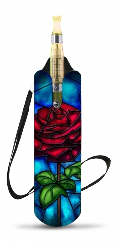 Eternal Rose voor Necklace Lanyard for Cigaret Electronic