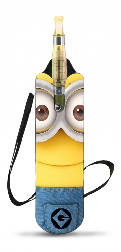 Minions Face voor Necklace Lanyard for Cigaret Electronic