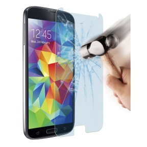 Samsung Galaxy S5 Screen Protector - Premium Tempered Glass