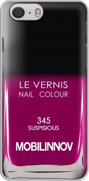 Nail Polish 345 SUSPISIOUS Hoesje voor Iphone 6 4.7
