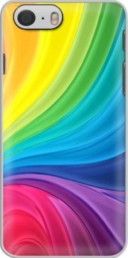 Rainbow Abstract Hoesje voor Iphone 6 4.7