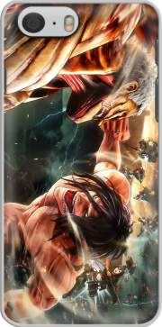 Attack on titan - Shingeki no Kyojin Hoesje voor Iphone 6 4.7