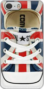 All Star Basket shoes Union Jack London Hoesje voor Iphone 6 4.7