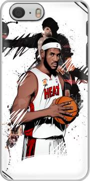 Basketball Stars: Lebron James Hoesje voor Iphone 6 4.7