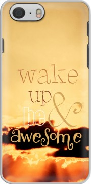 Be awesome Hoesje voor Iphone 6 4.7