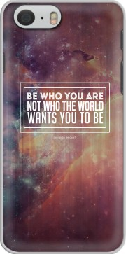 Be who you are Hoesje voor Iphone 6 4.7