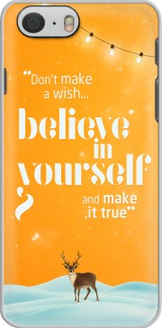 Believe in yourself Hoesje voor Iphone 6 4.7