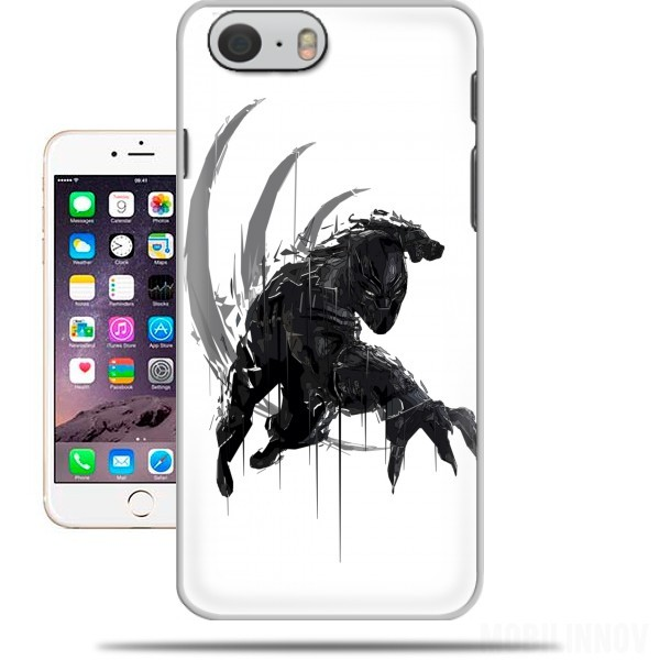 Hoesje Black Panther claw voor Iphone 6 4.7