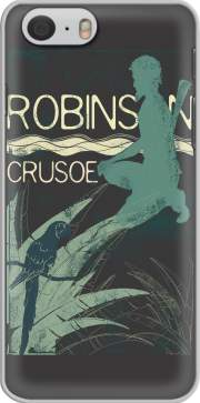 Book Collection: Robinson Crusoe voor Iphone 6 4.7