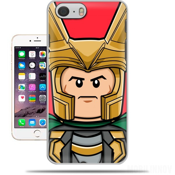 Hoesje Bricks Loki voor Iphone 6 4.7