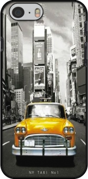Yellow taxi City of New York City Hoesje voor Iphone 6 4.7