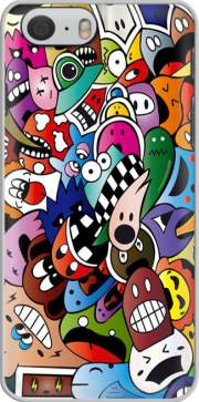Cartoon Hoesje voor Iphone 6 4.7