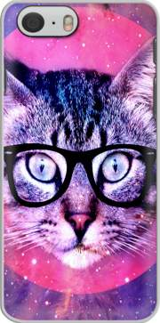 Cat Hipster Hoesje voor Iphone 6 4.7