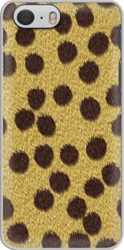 Cheetah Fur Hoesje voor Iphone 6 4.7