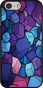 Blue Cube Hoesje voor Iphone 6 4.7