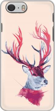 Deer paint Hoesje voor Iphone 6 4.7