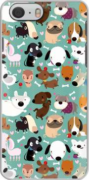 Dogs Hoesje voor Iphone 6 4.7
