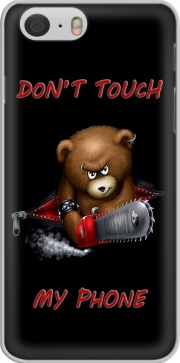 Don't touch my phone Hoesje voor Iphone 6 4.7