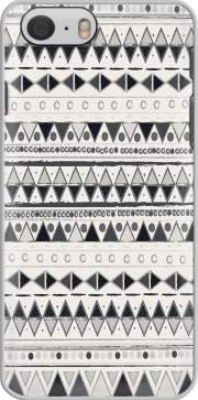 Ethnic Candy Tribal in Black and White Hoesje voor Iphone 6 4.7
