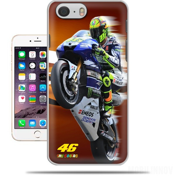 Hoesje Fan de Yamaha En Feu VR46 Doctors voor Iphone 6 4.7