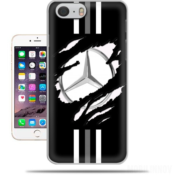 Hoesje Fan Driver Mercedes GriffeSport voor Iphone 6 4.7
