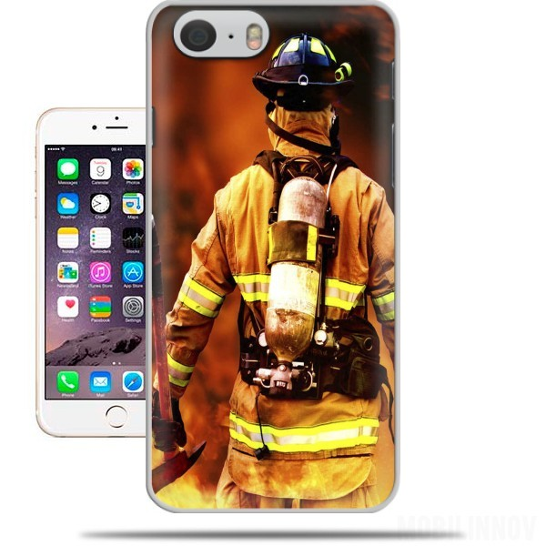 Hoesje Firefighter voor Iphone 6 4.7