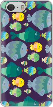 Fish pattern Hoesje voor Iphone 6 4.7