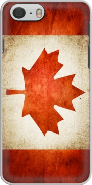 Canadian Flag Vintage Hoesje voor Iphone 6 4.7