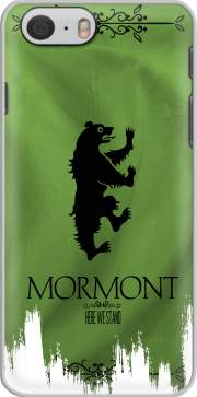 Flag House Mormont voor Iphone 6 4.7