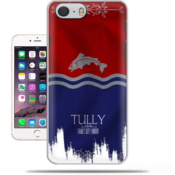 Hoesje Flag House Tully voor Iphone 6 4.7