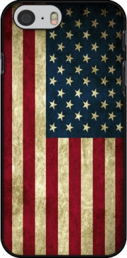 Flag USA Vintage Hoesje voor Iphone 6 4.7