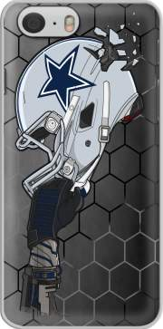 Football Helmets Dallas Hoesje voor Iphone 6 4.7