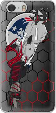 Football Helmets New England Hoesje voor Iphone 6 4.7