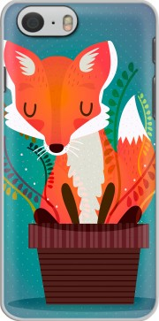 Fox in the pot Hoesje voor Iphone 6 4.7