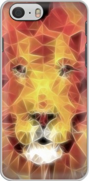 fractal lion Hoesje voor Iphone 6 4.7