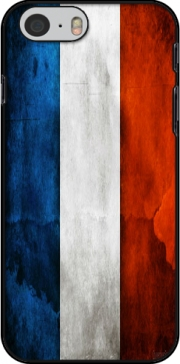 Flag France Vintage Hoesje voor Iphone 6 4.7