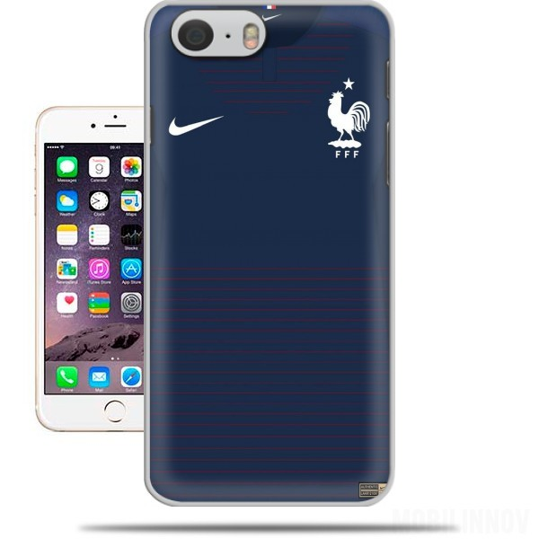 Hoesje France World Cup Russia 2018  voor Iphone 6 4.7