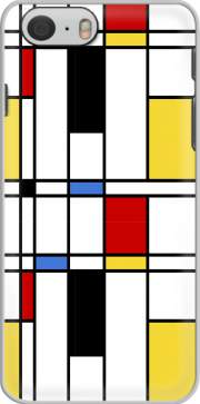 Geometric abstract Hoesje voor Iphone 6 4.7