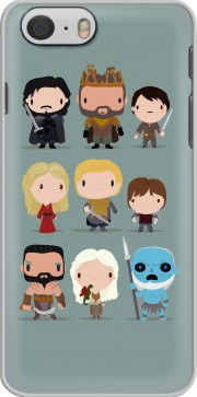 Got characters Hoesje voor Iphone 6 4.7