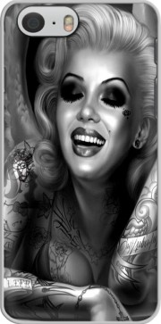 Goth Marilyn Hoesje voor Iphone 6 4.7