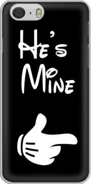he's Mine - in love Hoesje voor Iphone 6 4.7
