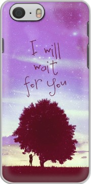 I Will Wait for You Hoesje voor Iphone 6 4.7