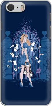 In my wonderland Hoesje voor Iphone 6 4.7