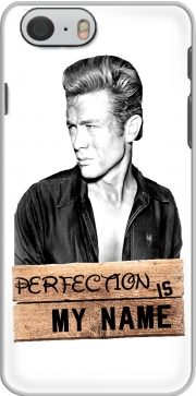 James Dean Perfection is my name Hoesje voor Iphone 6 4.7