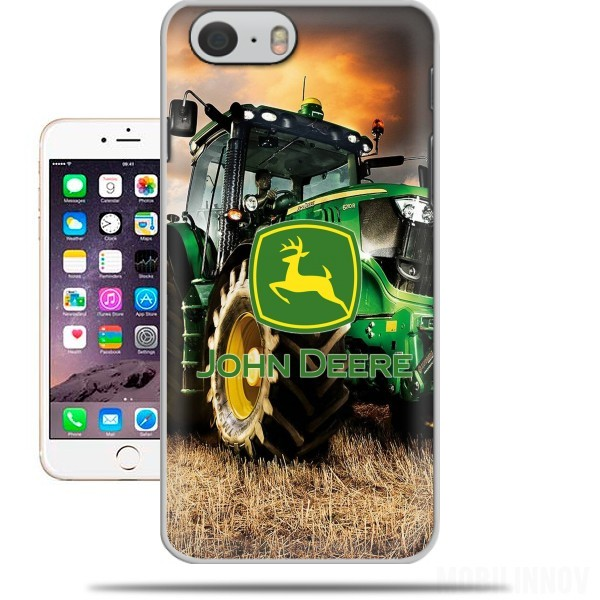Hoesje John Deer tractor Farm voor Iphone 6 4.7