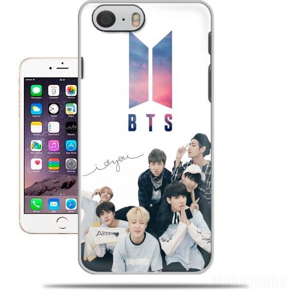 Hoesje K-pop BTS Bangtan Boys voor Iphone 6 4.7