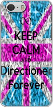 Keep Calm And Directioner forever Hoesje voor Iphone 6 4.7