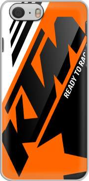KTM Racing Orange And Black voor Iphone 6 4.7