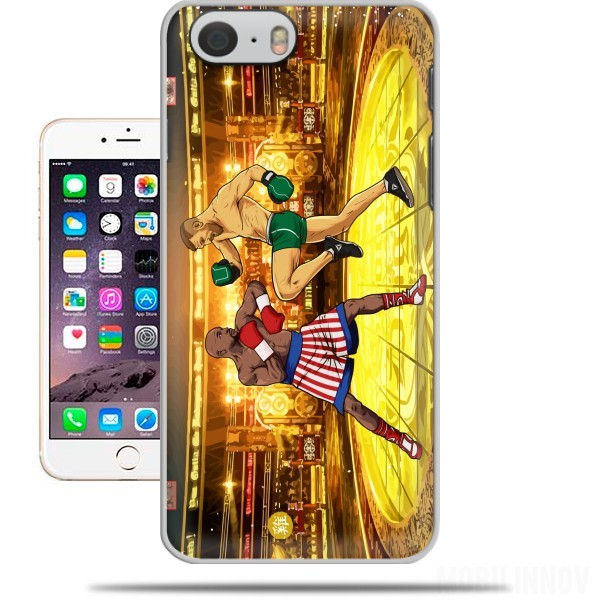 Hoesje Mayweather vs McGregor voor Iphone 6 4.7