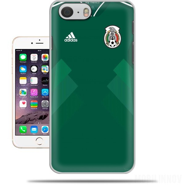 Hoesje Mexico World Cup Russia 2018 voor Iphone 6 4.7